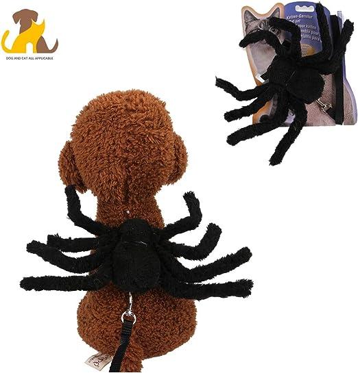Nwayd Halloween Disfraz para Mascota,Traje de Araña,Fiestas de ...