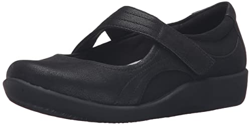 CLARKS Women's Sillian Bella Mary Jane Flat Review