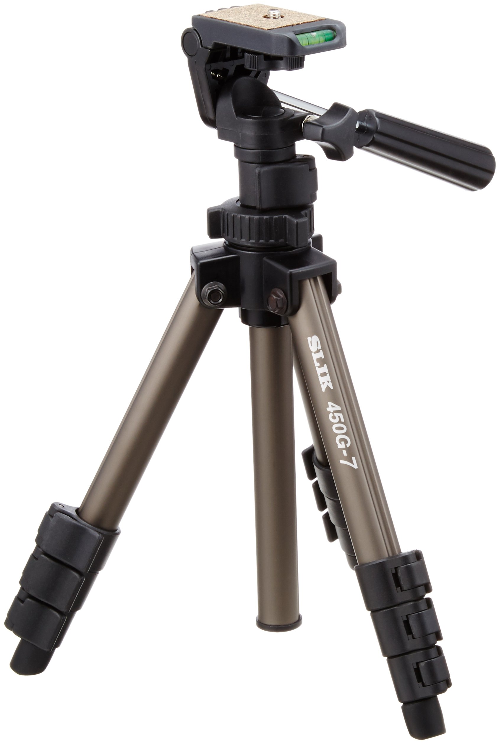 SLIK tripod 450G-7 4-step travel tripod 350 249