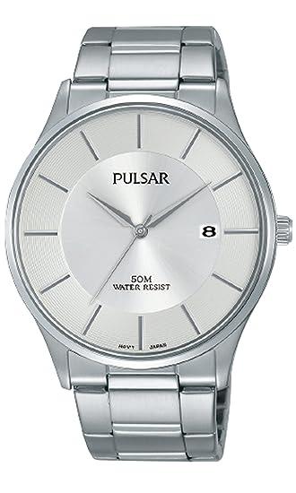 Pulsar ps9539 X 1 Horloge Heren – Zilver – edelstaal