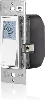 Leviton VPT24-1PZ Vizia 24-Hour Programmable Indoor Timer