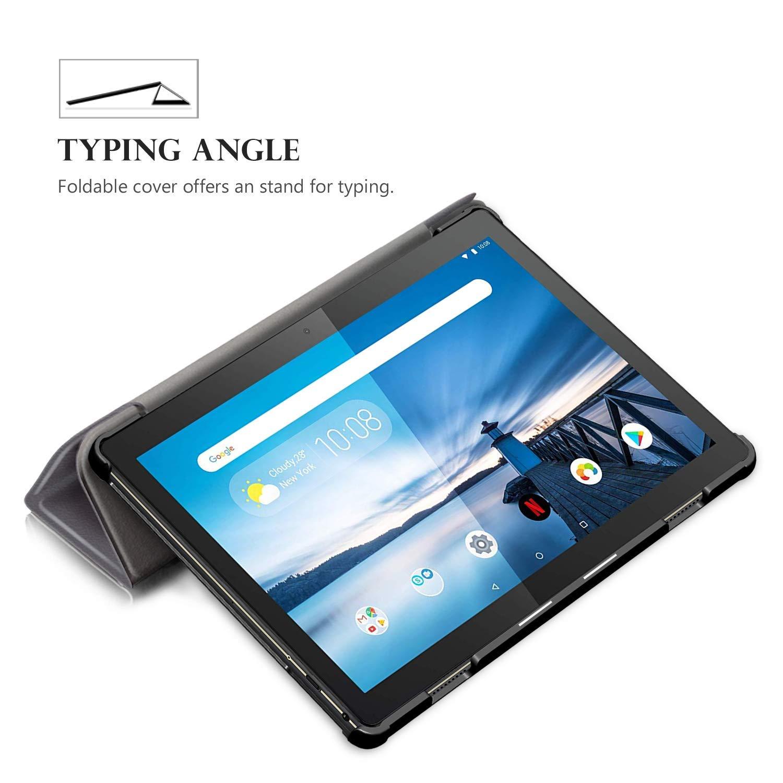 Kit di base per tablet Lenovo Tab M10 TB-X605F 10.1 custodia con tastiera protezione schermo e penna stilo inclusi