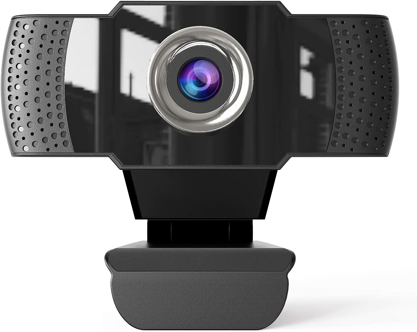1080P Webcam with Microphone FHD Web Cam with Privacy Cover Plug and Play USB Web Camera for Desktop /& Laptop Video Conferencing//Calling//Skype//YouTube//Zoom//Facetime