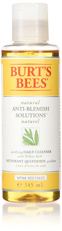 Burt's Bees Anti Blemish Purifying Daily Facial Cleanser, 145ml Cbee Europe LTD 00182-11