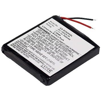 Powery Batería para Garmin Forerunner 305: Amazon.es: Electrónica