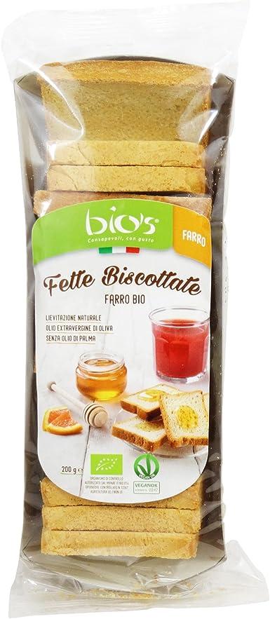 Delizioso Shop - Biscotes de Espelta con Aceite de Oliva Extra ...