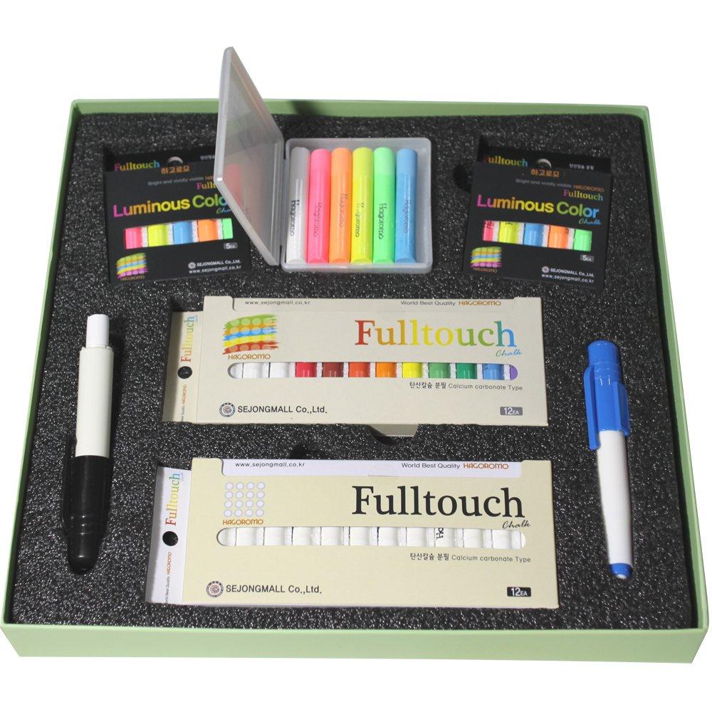 Sejong Set No.2 (Hagoromo Chalks, Chalk Holder, Chalk Case)