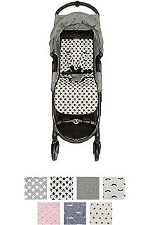Baby Jogger Universal - Saco de abrigo, color gris: Amazon ...