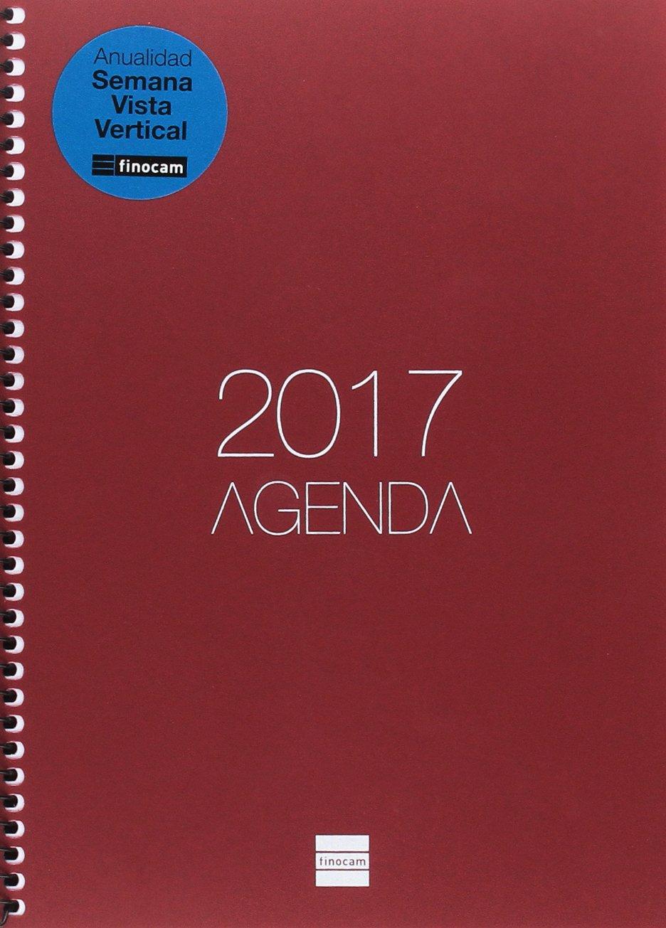 Finocam 742777417 - Agenda 2017, de espiral, semana vista ...