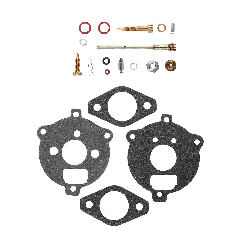 Carb Repair Kit Fit Briggs Stratton 394693 291763 295938 195432 195435 195436 Mtsooning