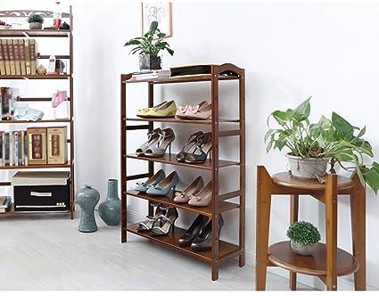 Rack di scarpe per mobili da corridoio semplice scarpiera mensola