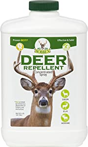 Bobbex Concentrated Deer Repellent