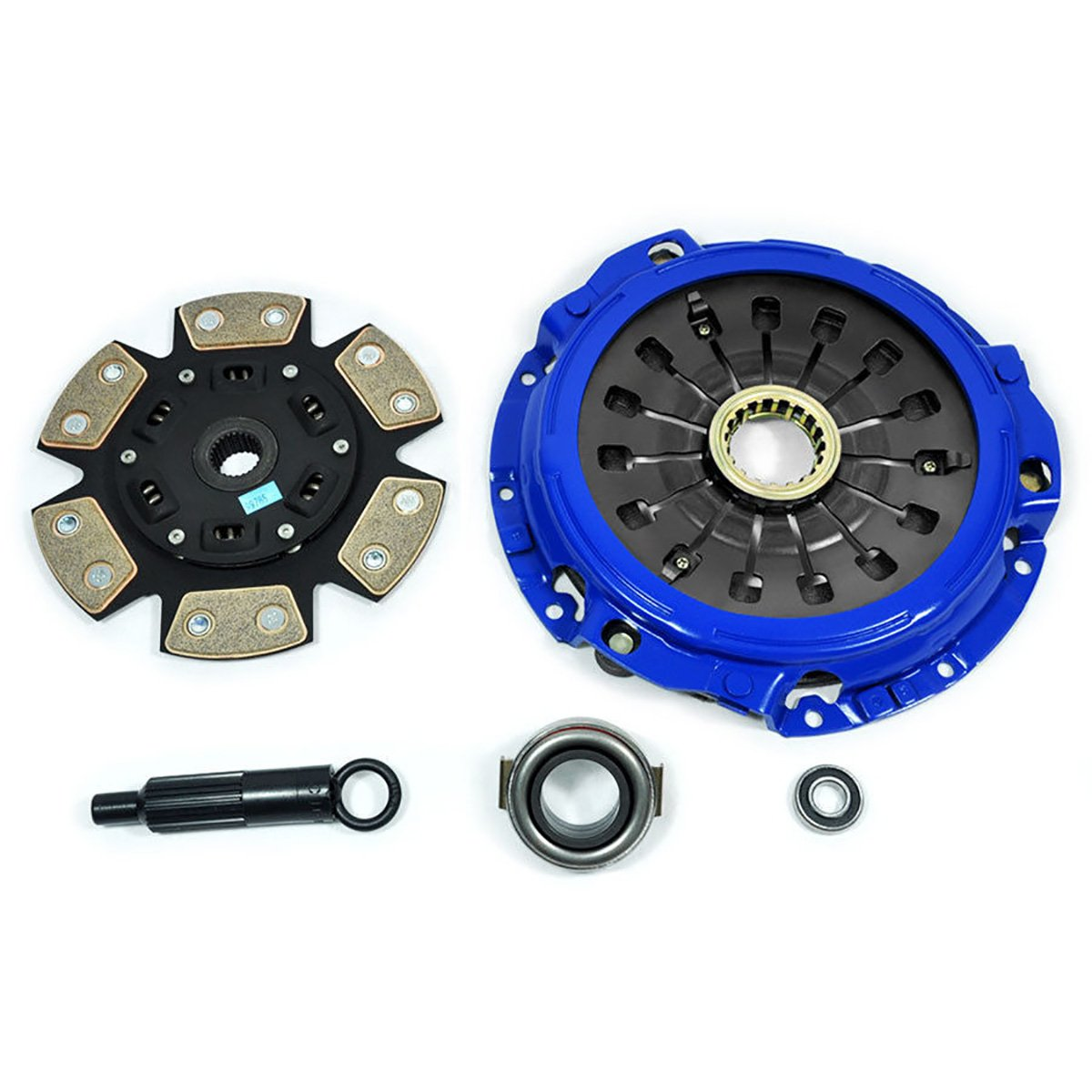 Amazon.com: PPC STAGE 3 CLUTCH KIT 2000-2005 MITSUBISHI ECLIPSE GT GTS 3.0L V6 SOHC SPYDER: Automotive