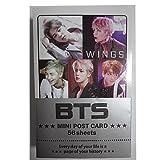 Amazon Price History for:BTS Bangtan Boys - Mini Photocard Set 58pcs