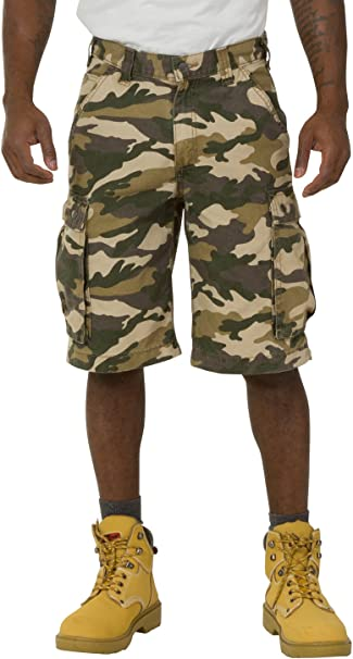 camouflage shorts herr
