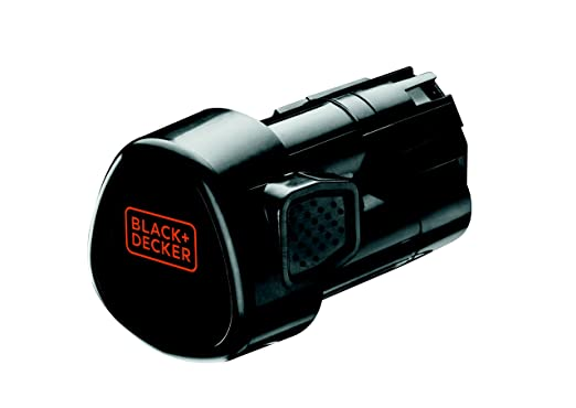 3 opinioni per BLACK+DECKER BL1510-XJ Batteria al Litio, 10.8 V, 1.5 Ah
