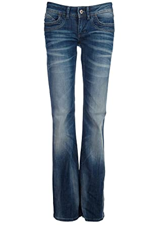 Only Jeans Hose Auto Low Str Chiara Stretch - RIM8763, blau, W34 L30 ... 299df33c03
