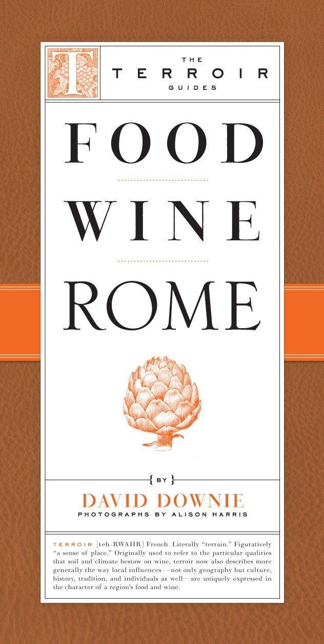 Food Wine Rome (Terroir Guides) ebook