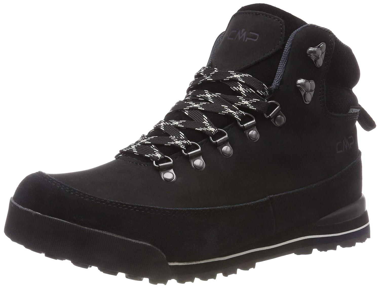Noir (noir-b.gesso 67bn) 45 EU CMP Heka, Chaussures de Randonnée Hautes Homme