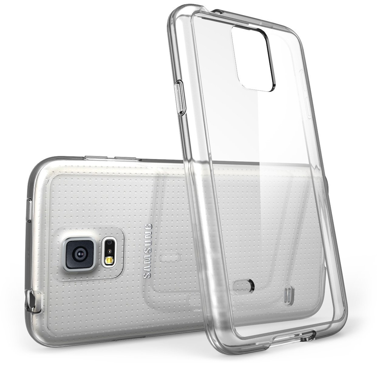 quality design 1999c 716d3 AceAbove Samsung Galaxy Note 3 Slim Clear Back Case with Bumper / Cover for  Galaxy Note 3 - Clear