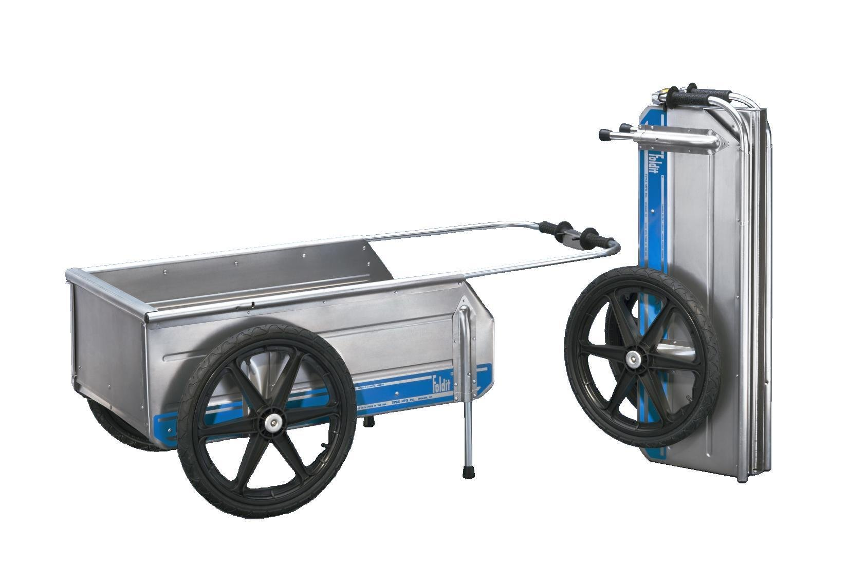 Tipke 2100 Marine Fold-It Utility Cart by Tipke Manufacturing