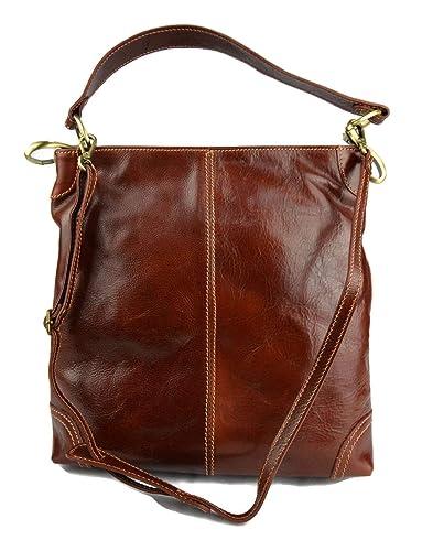 Sacoche femme sac à main en cuir sacoche de cuir besace bandoulière  traverser sac d  33394b917b32