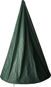 """Bosmere XX-Large Waterproof Fountain Cover, 98"""" x 108"""", Green"""