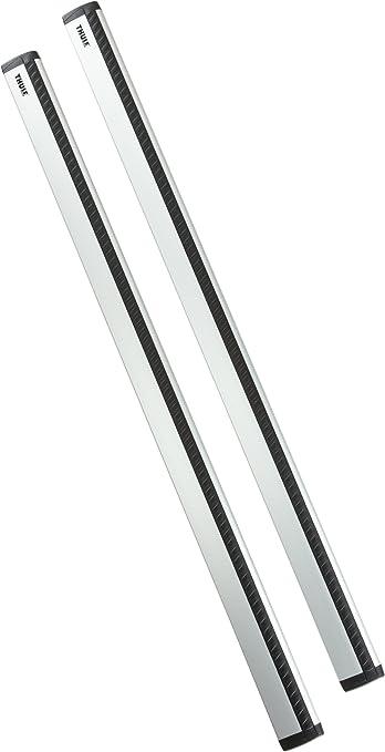 Portaeqiupajes baca Barras para el Techo de Aluminio /& Basics Negro Maypole RB1040 MWAY Eagle 425 L