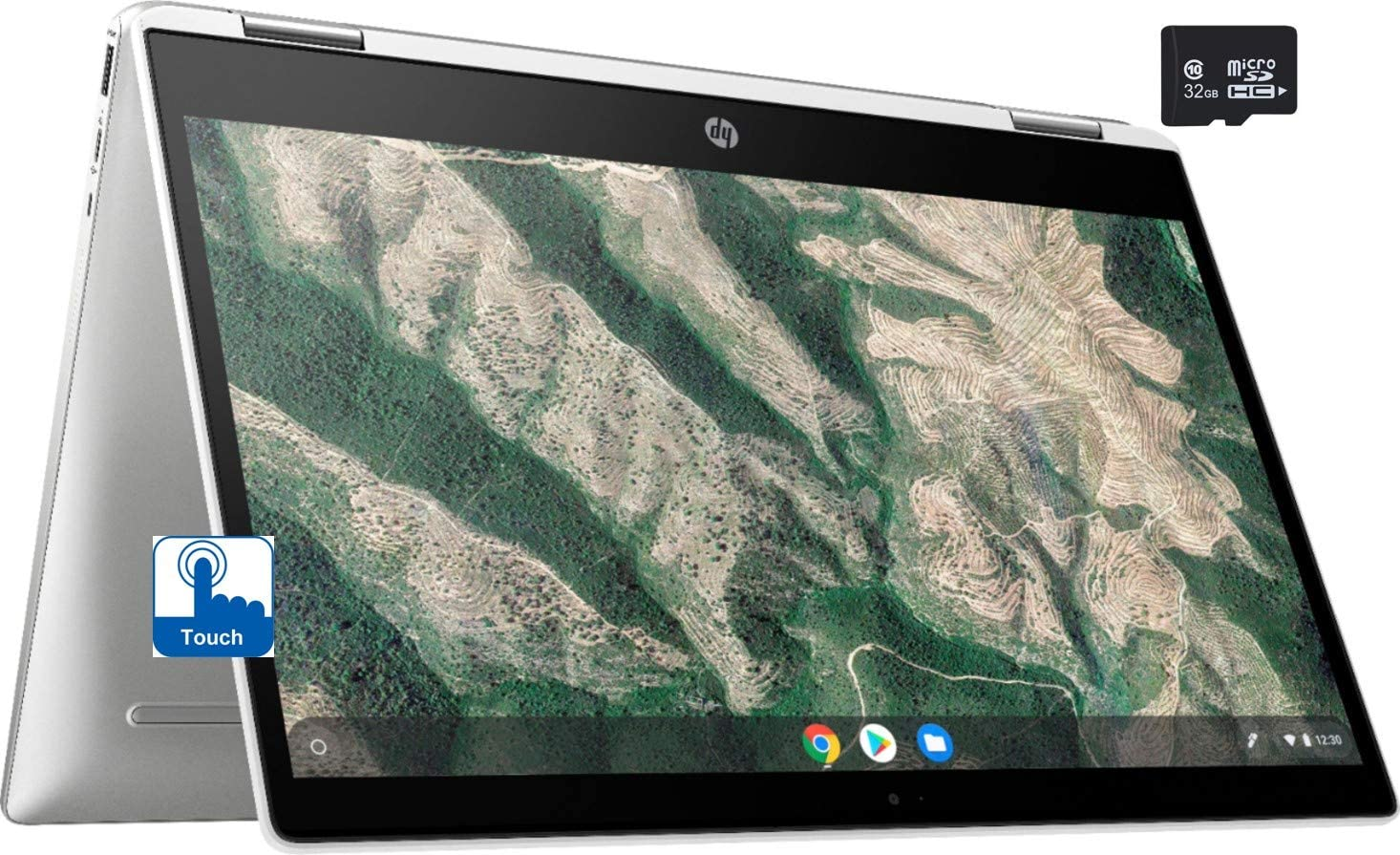 2021 Newest HP X360 2-in-1 Chromebook 14