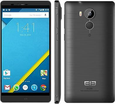 Elephone Tienda Oficial] Elephone Vowney-Smartphone Libre 4G LTE (Pantalla 5.5