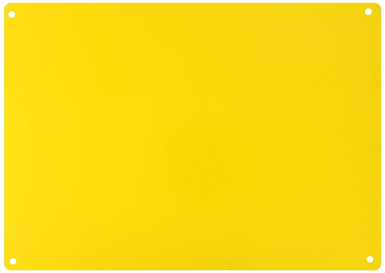 Amazon.com: Brady - Cartel en blanco, color amarillo ...