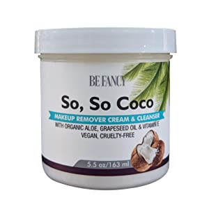 So, So Coco Makeup Remover & Cleanser Cream