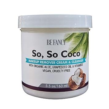 Amazon.com: So, SO Coco Crema de leche de coco Makeup ...