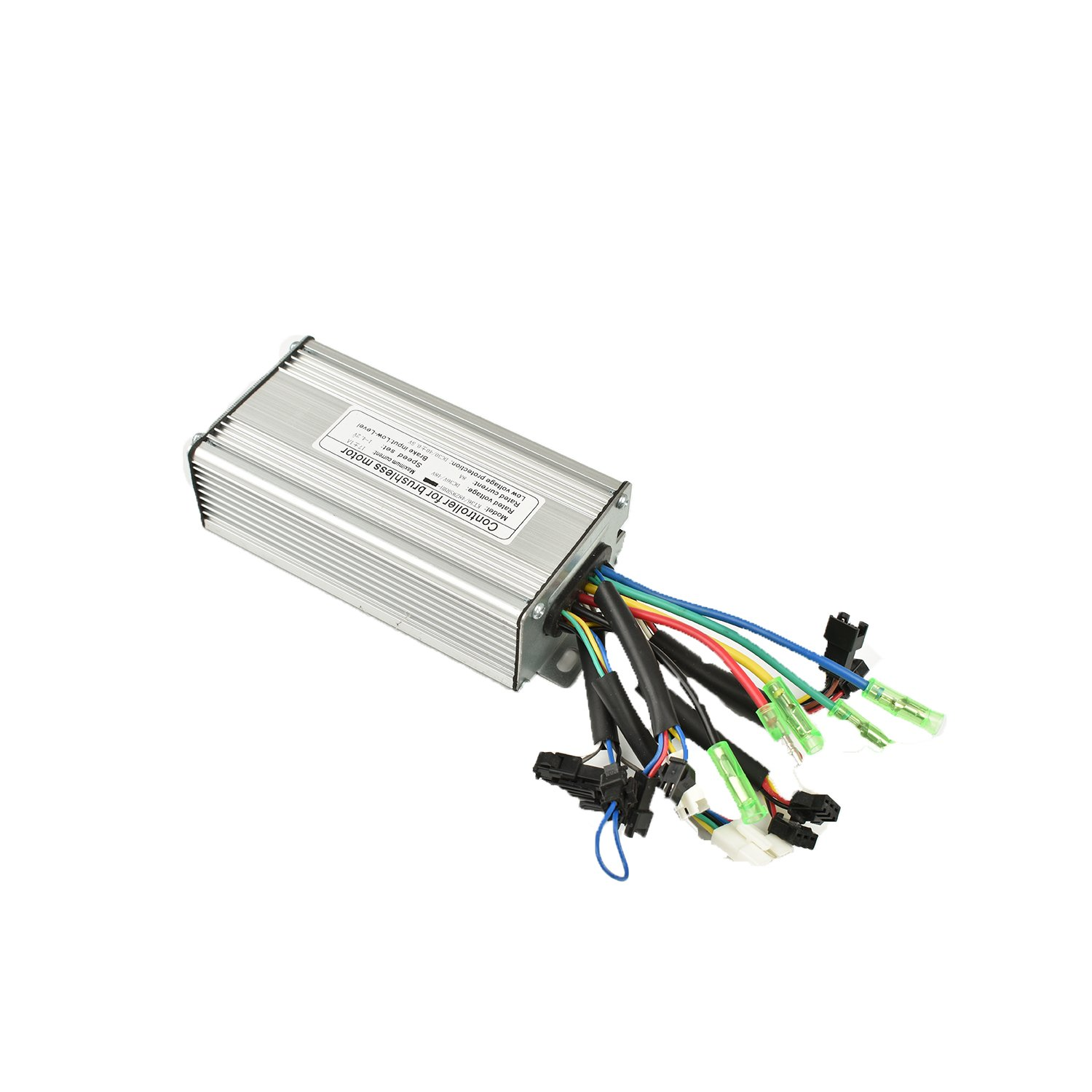 Pswpower 48v 36v 350w 9mosfets 17a Brushless Dc Torque Motors Wiring In Parallel Simulation Square Wave Controller Sports Outdoors