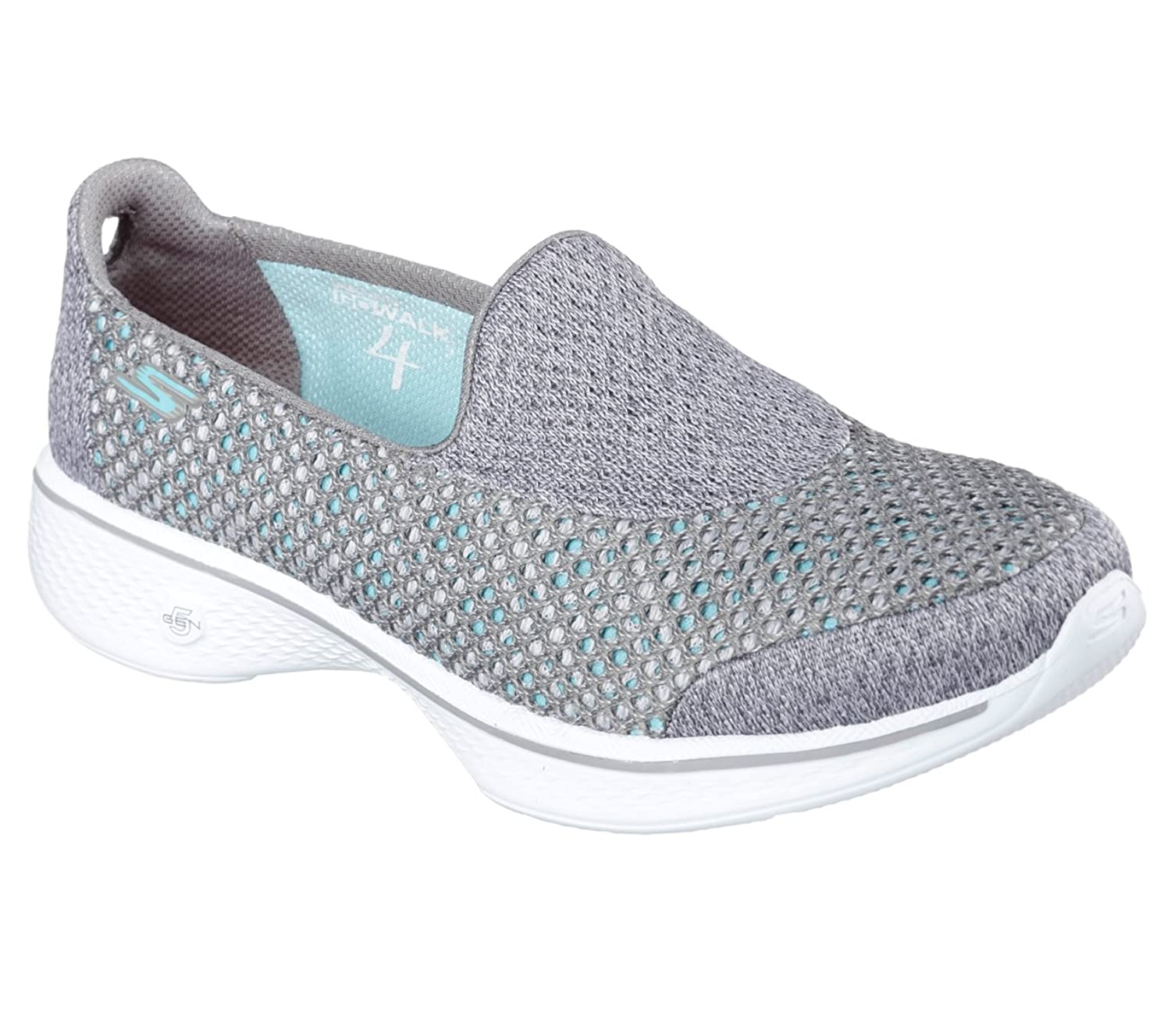 Skechers Gowalk 4 Tenne Slip On Sko Med Minne Skum bSTYN