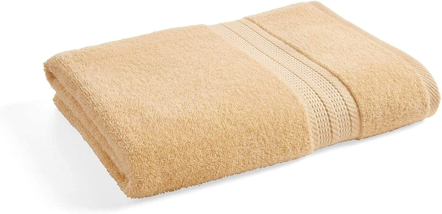 Better Homes and Gardens Thick and Plush Solid Bath Towel