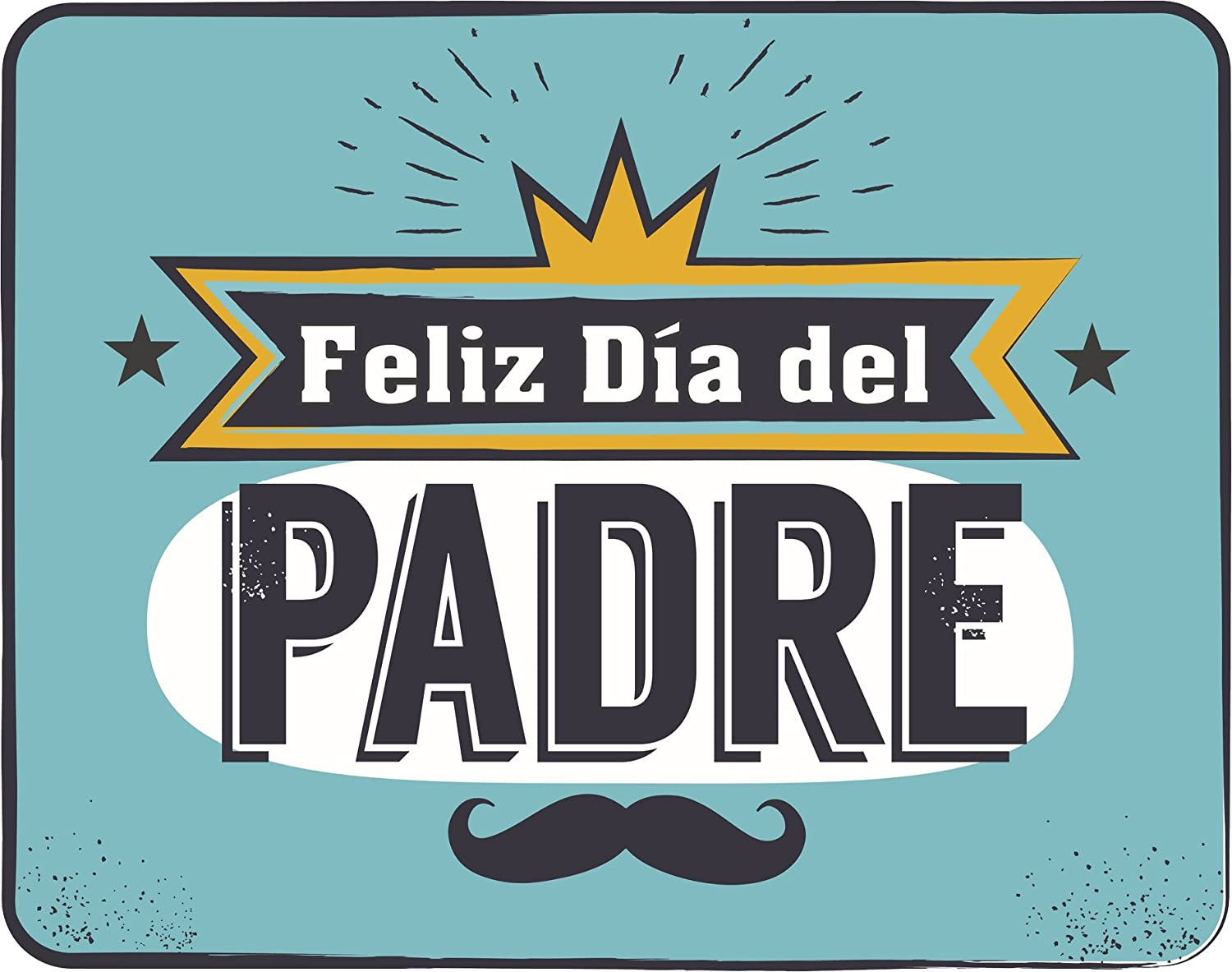 Amazon.com: Divine Designs Spanish Happy Father's Day Feliz Dia ...
