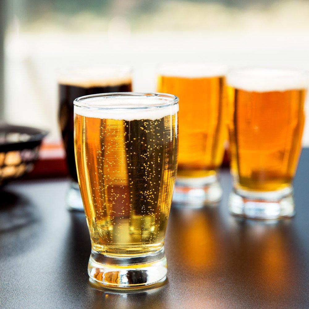 Set of 24 - TrueCraftware Beer Tasting Glasses - 5 Ounce by TrueCraftware (Image #4)