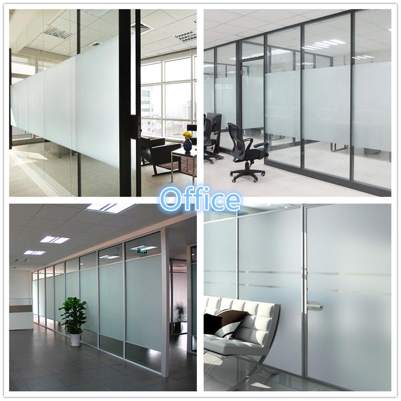 Amazon Concus T Fensterfolie Sichtschutzfolie Folie für Glas
