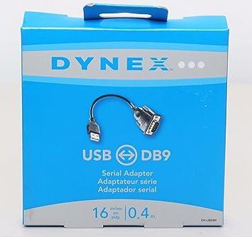 DYNEX USB TO DB9 SERIAL CABLE DRIVER WINDOWS