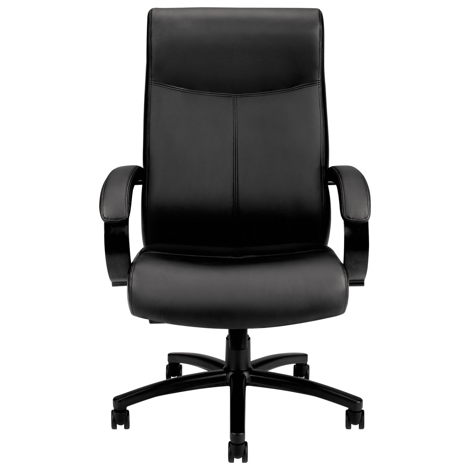 Amazon basyx by HON Big and Tall Executive Chair Leather