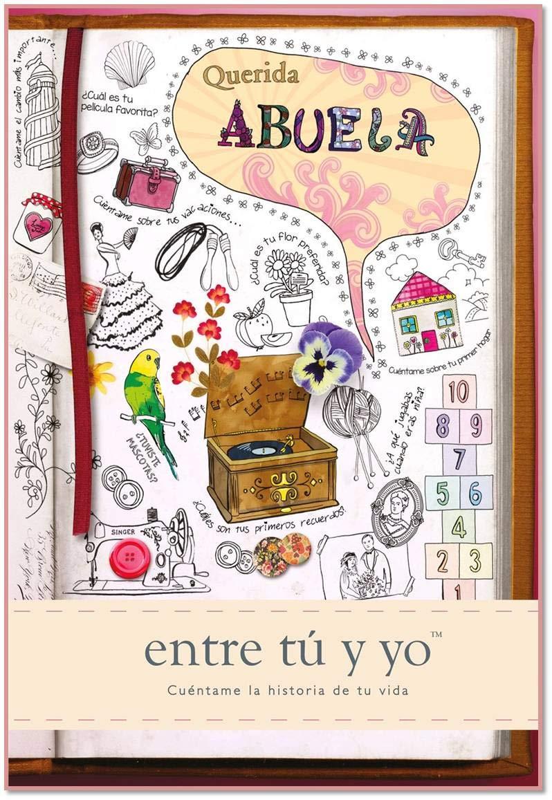 Querida Abuela 9781907048852 Books