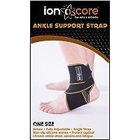 Ionocore Knöchelbandage, bei schwachen Knöcheln, Verstauchungen, Arthritis, Plantarfasziitis oder Bandschäden
