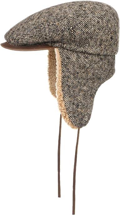 Stetson Gorro Deporte Tweed Virgin Wool Hombre - Calentador de ...