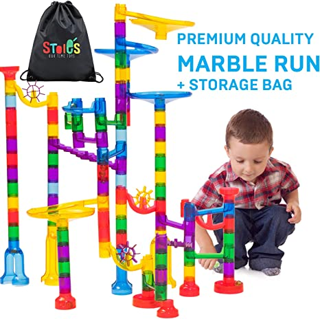 Booster Set Marbulous Marble Set Run Kids Toy Action Compatible Work Plastic