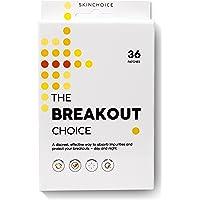De Breakout keuze - Acne Hydrocolloïde Puistje Spot Onzichtbare Patches, Veganistisch, wreedheidsvrij (36 Count)