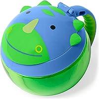 Skip Hop Toddler Snack Cup, Dino