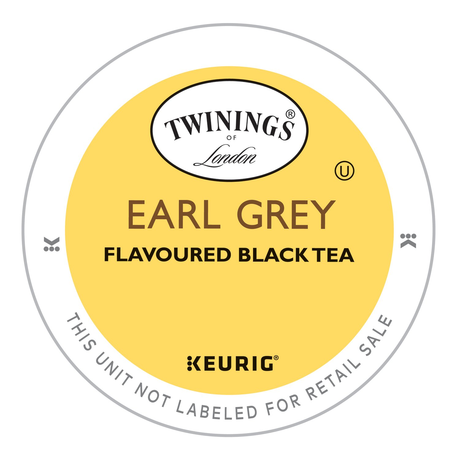 Twinings of London Earl Grey Tea K-Cups for Keurig, 24 Count by Twinings
