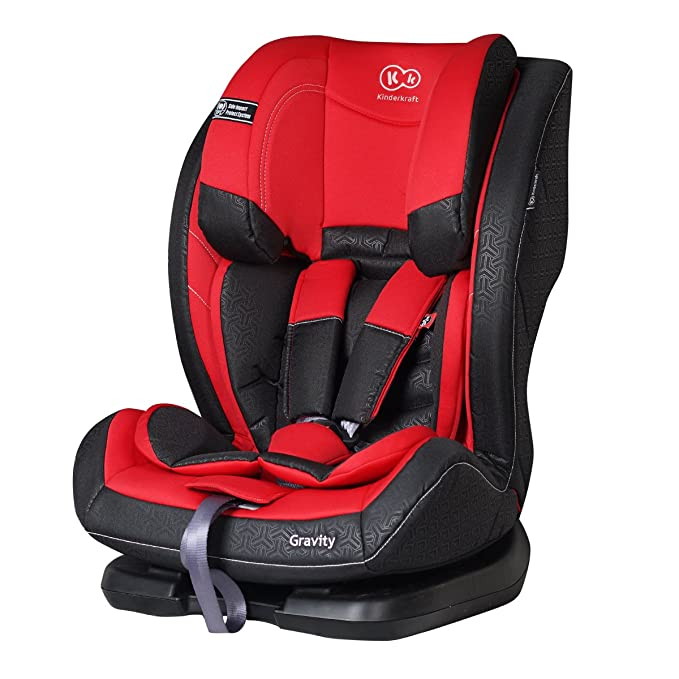 Kinderkraft car seat review