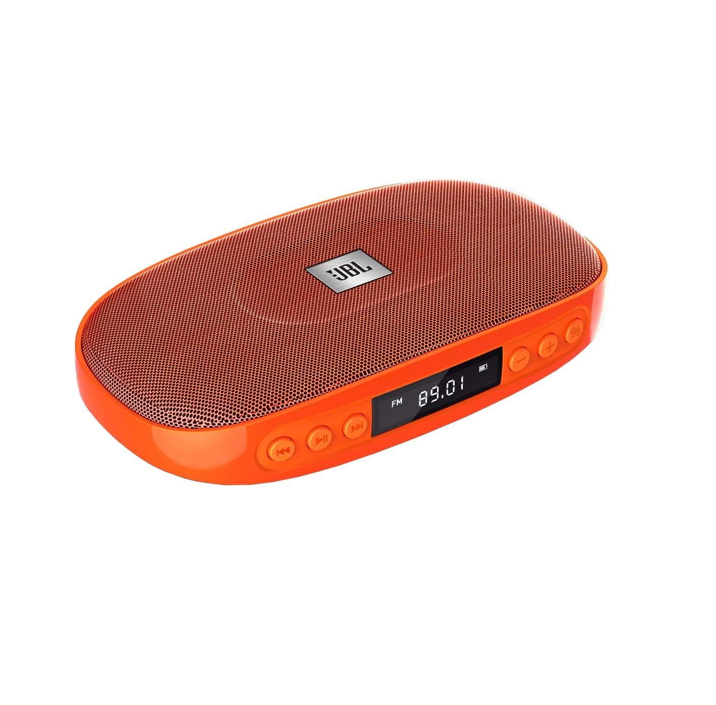 JBL Tune (ORANGE) Wireless Bluetooth Speaker
